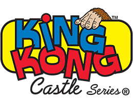 Rainbow Play Systems® Dealer in Michigan - Kids Gotta Play - King-Kong-Castle-Series