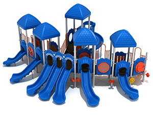 Commercial Playground Equipment Dealer in SE Michigan - PMF026_Arlington_Heights_1